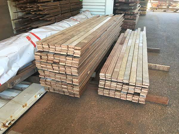 recycled reclaimed salvaged wandoo timber flooring perth wa