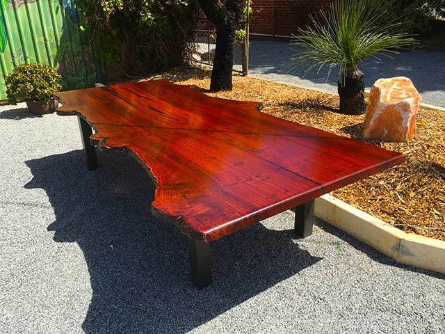 Jarrah-Tabletop-Jarrah-slabs-reclaimed-recycled-timber-supplies-perth