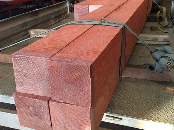 recycled reclaimed salvaged jarrah perth WA