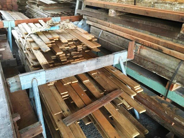 Recycled timber Reclaimed Blackbutt Flooring