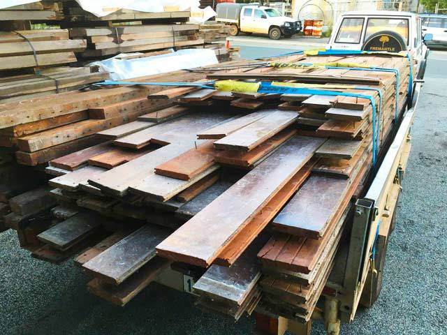 recycled reclaimed jarrah flooring perth